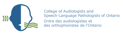 College of Audiologists and Speech-Language Pathologists (CASLPO)
