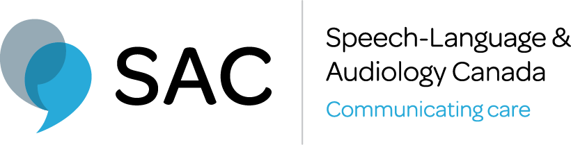 Speech-Language and Audiology Canada (SAC)